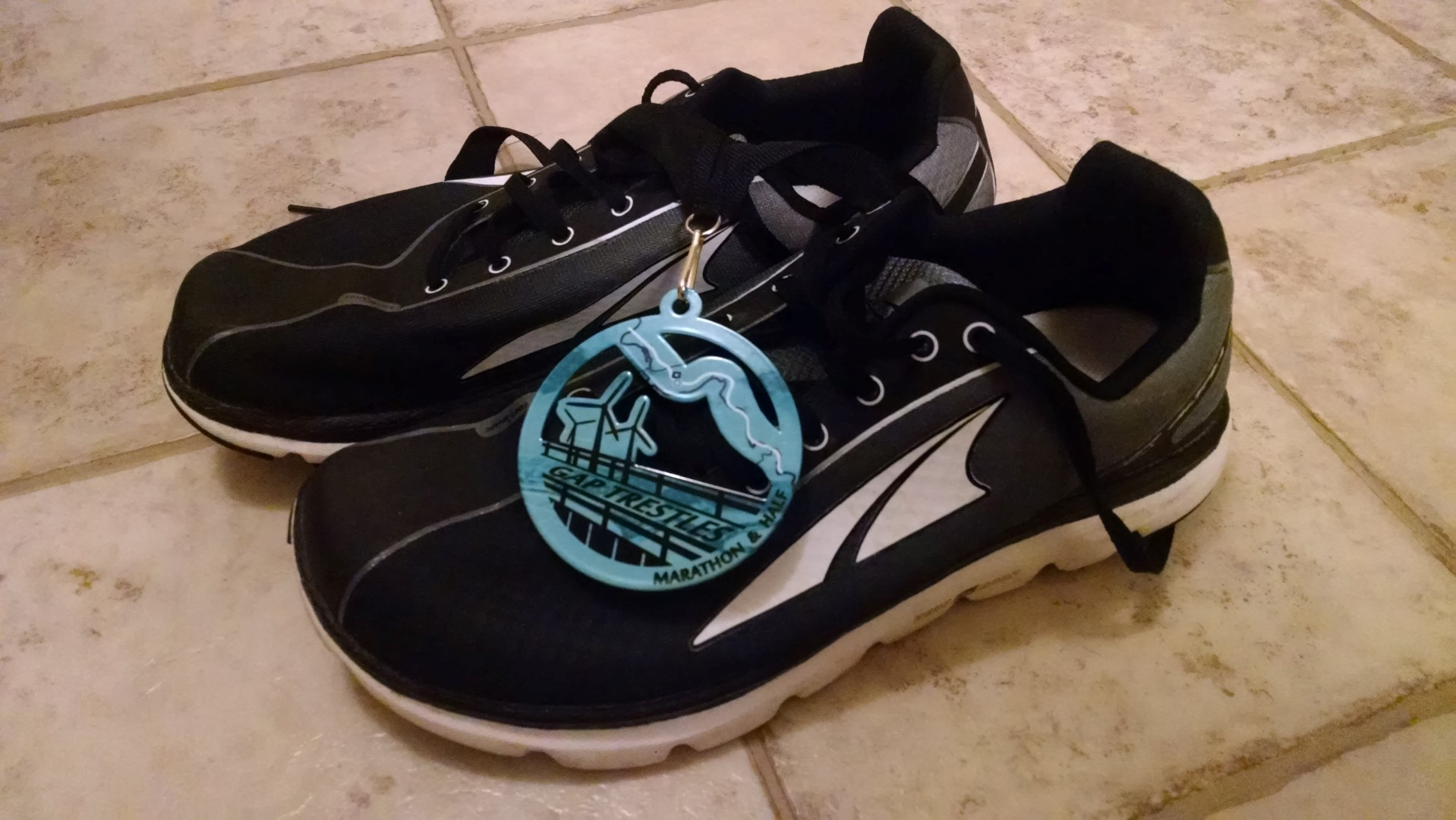The GAP Trestles Marathon – The story of my first 26.2