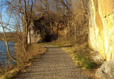 Running 100 miles on the C&O Canal Tow Path